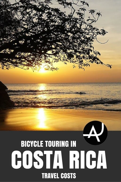 Costa Rica Bicycle Touring Costs – Bike Touring Tips for Beginners – Best Bicycle Touring Gear and Accessories - Articles and Posts About Bike Touring