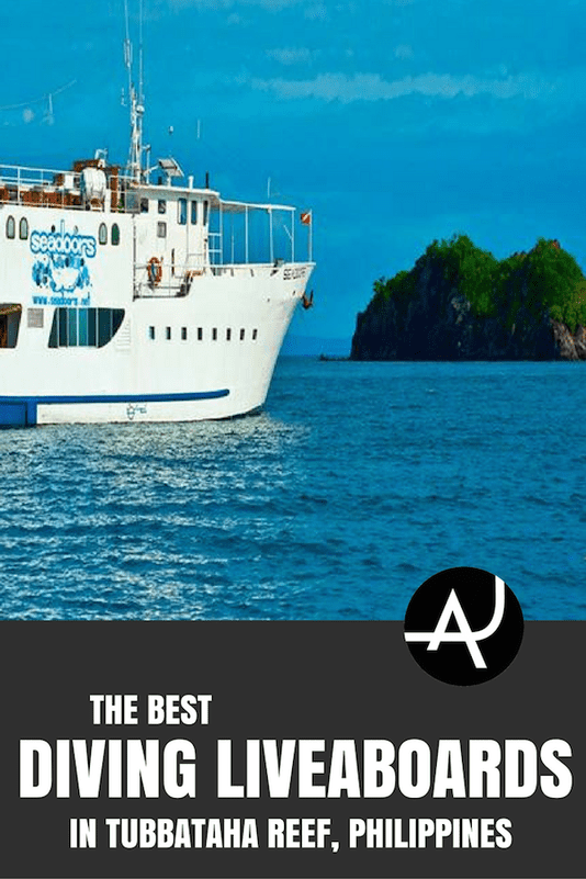 Best Tubbataha Diving Liveaboard Trips in the Philippines - Best Scuba Diving Destinations - Diving Bucket List - Adventure Vacations - Beautiful Locations and Places to Dive